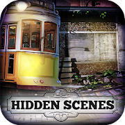 Hidden Scenes Mystery Puzzle