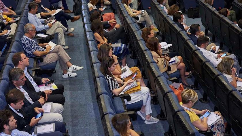 Los jóvenes tienen su hueco en FITUR 2020. Foto de FITUR.