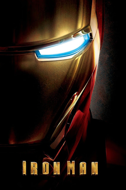 Russell Richardson Iron Man