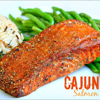 Cajun Spiced Salmon Recipes