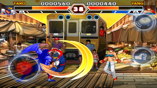 Kung Fu Do Fighting android2mod screenshots 6