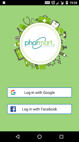 Screenshots for Pharmart