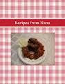 Recipes from Nana
