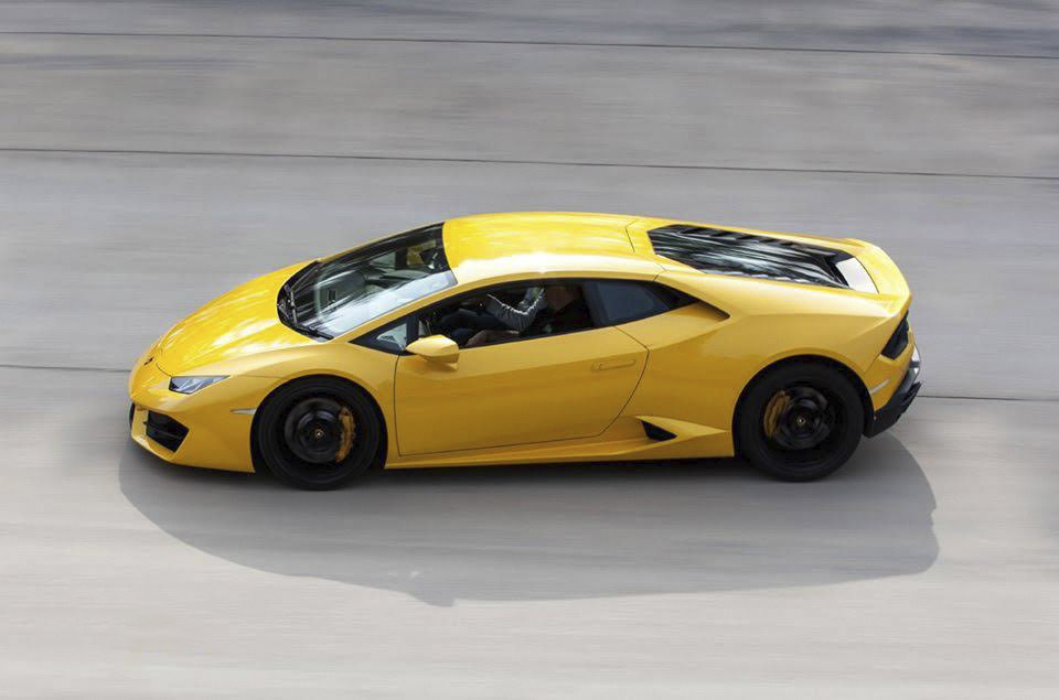 Lamborghini Huracan Hire Cardiff