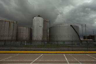 Photo: Dark Clouds over Hull