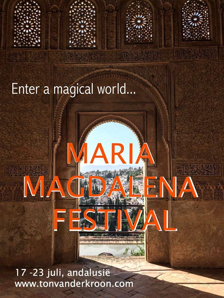 EVENEMENT : Maria Magdalena Festival