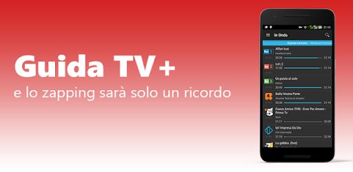 Guida programmi TV Plus