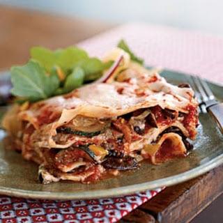 Weight Watchers Lasagna.