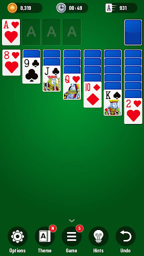 Solitaire apktram screenshots 9