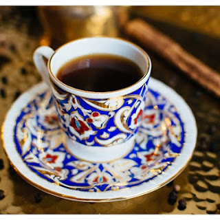 Moroccan Spiced Coffee.