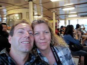 Photo: Day 200 -  Us on the Star Ferry