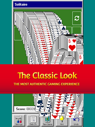Solitaire 95 - The classic Solitaire card game filehippodl screenshot 12