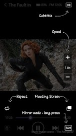 KMPlayer (Play, HD, Video) Screenshot 3