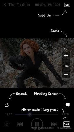 KMPlayer (Play, HD, Video) 1.6.2 screenshot 20031