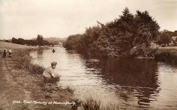 Photo: River Medway at Wateringbury