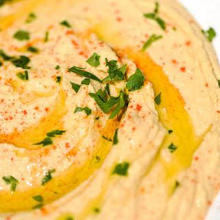 Extra-Smooth Hummus