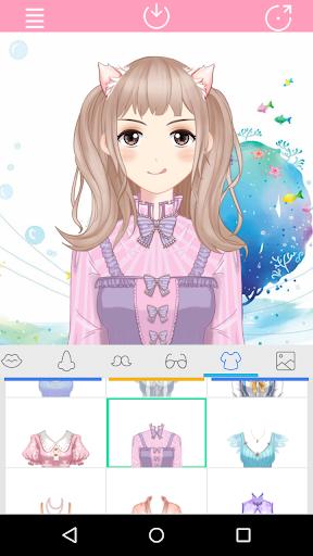 Avatar Factory 2 - Anime Avatar Maker 1.4.0 Windows u7528 2