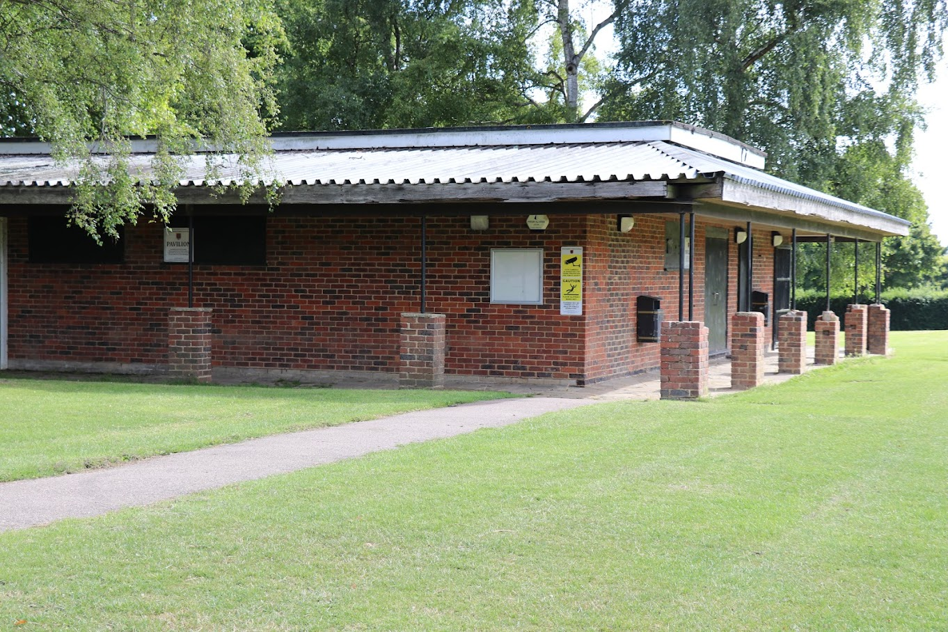 The Pavilion Tenterden Recreation Ground