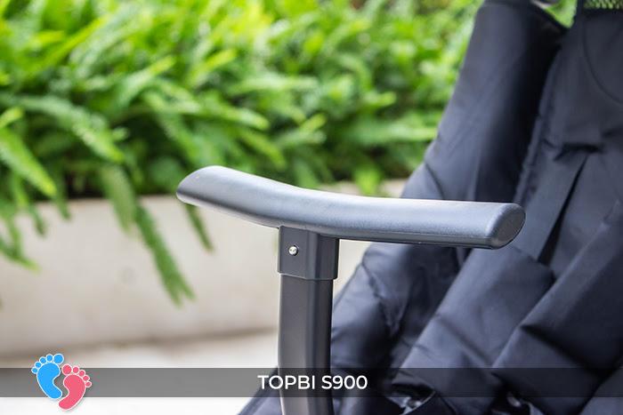 Xe đẩy cao cấp Topbi S900 22
