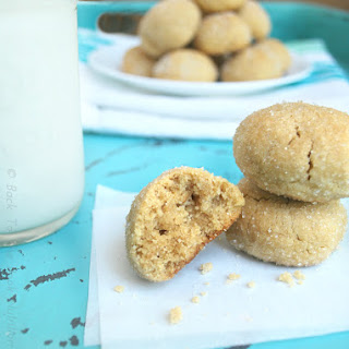 Super Soft Peanut Butter Cookies {Dairy-free}.