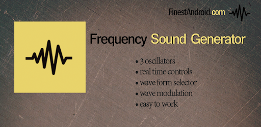 Frequency Sound Generator - Apps on Google Play