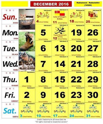 Kalendar Kuda 2016 - Malaysia - Android Apps on Google Play