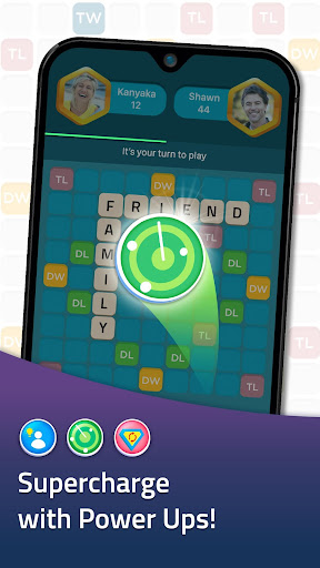 Word Wars - Word Game apkpoly screenshots 2