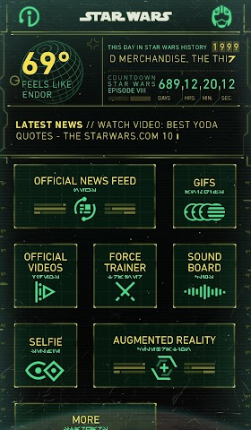 android Star Wars Screenshot 8