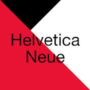 Helvetica Neue FlipFont