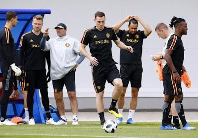 ? Het belangrijkste WK-nieuws van donderdag 21 juni: de comeback van Vermaelen, Meunier en Tielemans spreken pers toe en zot verhaal van Belgische WK-fan