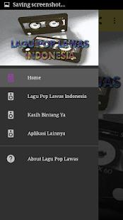 Lagu Pop Lawas Indonesia Screenshot