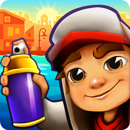 Subway Surfers game (apk) free download for Android/PC/Windows