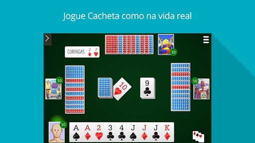 Cacheta Gin Rummy Online  gameplay | by HackJr.Pw 6