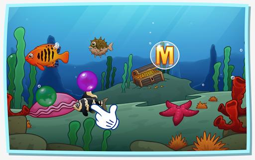 玩免費教育APP|下載Baby Fishing: 宝宝钓鱼:泡泡的孩子 app不用錢|硬是要APP