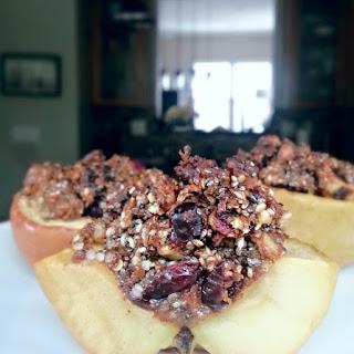 Paleo Stuffed Baked Apples