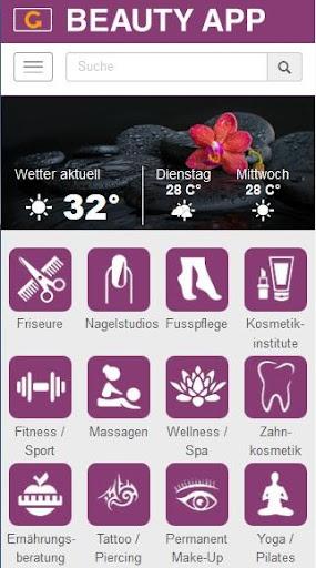 Beauty App Österreich