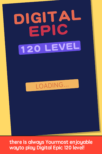 Digital Epic 100 Levels