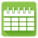 School Schedule Deluxe Retro icon