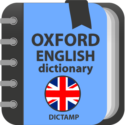 Dictamp Oxford dictionary 書籍 App LOGO-硬是要APP