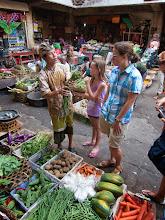 Photo: Market in Ubud