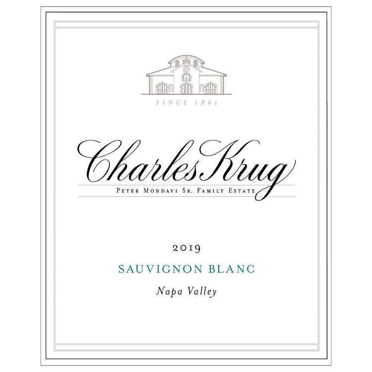 Logo for Charles Krug Sauvignon Blanc (Napa)