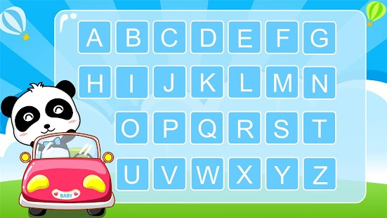 ABC - Tracing , Phonics & Alphabet Songs- screenshot thumbnail