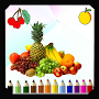 New Coloring Fruits APK icon