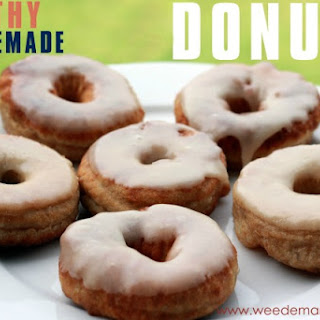 Homemade Healthy Donuts!.