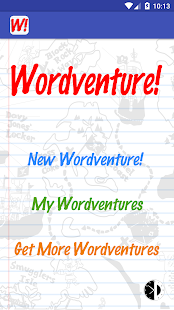 Wordventure!- screenshot thumbnail