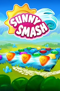 Sunny Smash - Puzzle Adventure v1.4.6 Mod Lives + Moves