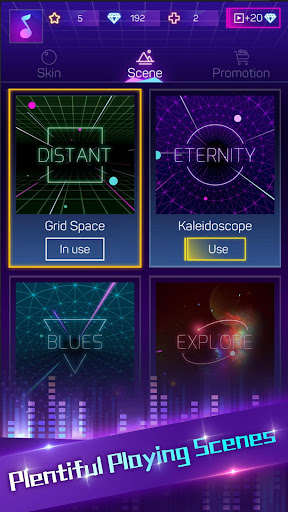 Smash Colors 3D - Rhythm Game >>Rush the Circles<< apkmr screenshots 3