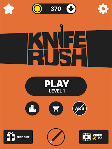 Knife Rush 1.0.1 gameplay | by HackJr.Pw 5