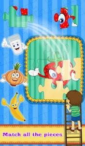 Fruit & Veg Alphabets For Kids v1.0.0