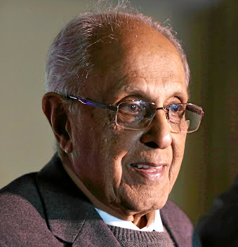 Ahmed Kathrada. Picture: SUNDAY TIMES AND BUSINESS DAY